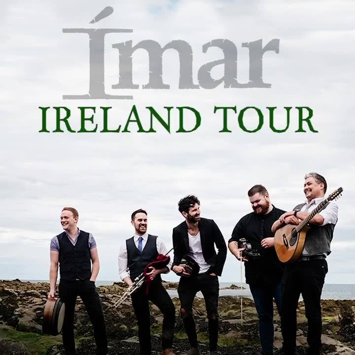 Imar - Ireland Tour 2020
